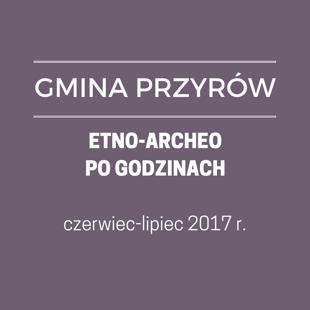 GM. PRZYRÓW - PO GODZINACH
