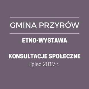 GM. PRZYRÓW - WYSTAWA